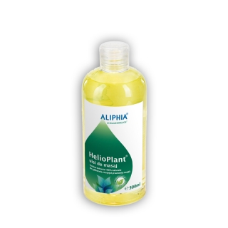 HelioPlant® Ulei de masaj 500 ml